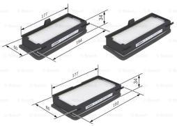 Sensor, Nockenwellenposition BOSCH (0 261 210 002), FIAT, ALFA ROMEO, BMW, 75, Spider, 5er, 6er, 7er, 3er