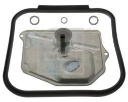 Hydraulikfiltersatz, Automatikgetriebe FEBI BILSTEIN (08884), MERCEDES-BENZ, S-Klasse, SL, SL Coupe, T1 Bus, Coupe