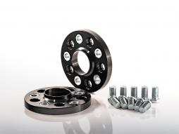 Track widening spacer system B + 40 mm VW T5