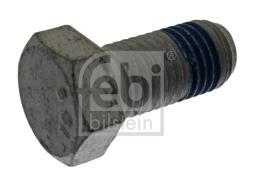 Schraube, Bremssattel FEBI BILSTEIN (39038), MERCEDES-BENZ, SMART, A-Klasse, Vaneo, Forfour, B-Klasse