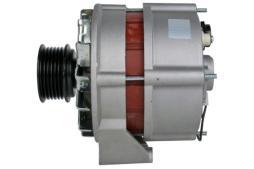 Generator HELLA (8EL 012 427-531), MERCEDES-BENZ, Saloon, Coupe, Kombi T-Model, 190, E-Klasse, T1 Bus
