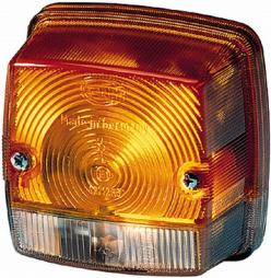 Lichtscheibe, Blinkleuchte HELLA (9EL 115 003-055)