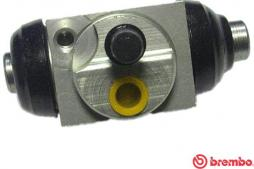 Radbremszylinder BREMBO (A 12 A76), RENAULT, Clio II, Twingo II
