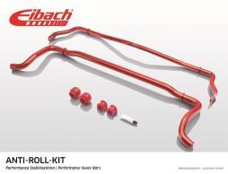 Eibach Stabilisatorsatz, Anti-Roll-Kit VW/Audi/Seat/Skoda, A3, A3 Sportback, A3 Limousine, A3 Cabriolet, Golf VII, Golf VII Variant, Golf Alltrack, Leon ST, Octavia III Combi, Octavia III, TT, TT Roadster