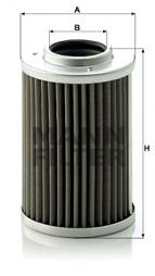 Hydraulikfilter, Automatikgetriebe MANN-FILTER (H 710/1 x)