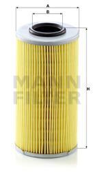 Hydraulikfilter, Automatikgetriebe MANN-FILTER (H 835 x)
