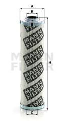 Hydraulikfilter, Automatikgetriebe MANN-FILTER (HD 623/1)