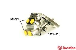 Bremskraftregler BREMBO (R 61 016), CITROEN, PEUGEOT, Saxo, 106 II