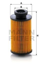 Harnstofffilter MANN-FILTER (U 58/1 KIT)
