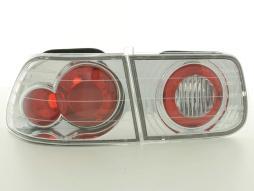 Rückleuchten Honda Civic 3-trg. Typ EJ9 EK1 2 3  96-00 chrom