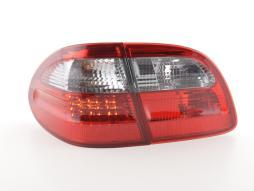 Led Rückleuchten gebraucht Mercedes E-Klasse Kombi (210)  99-03 rot/schwarz