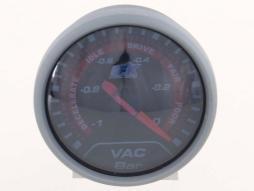 Zusatzinstrument Vacuum Serie 25 Universal, schwarz/weiß