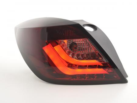 tuning shop | led rückleuchten set opel astra h gtc bj. 04-08 rot