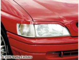 MATTIG Scheinwerferblenden für Ford Escort GAL,  1990-1995