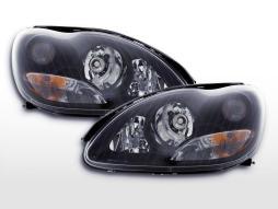 Scheinwerfer gebraucht Mercedes Benz S-Klasse W220  98-01 schwarz
