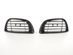 Grilleinsätze für Stoßstange Single Frame VW Golf 4  97-06