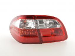 Rückleuchten LED gebraucht Mercedes E-Klasse Kombi (210)  99-03 rot/klar