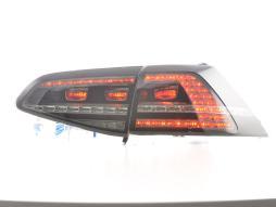 LED Rückleuchten Set VW Golf 7  ab 2012 smoke